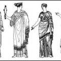 Griechische Mode
