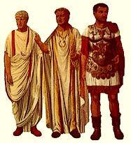 Toga - Mode im alten Rom