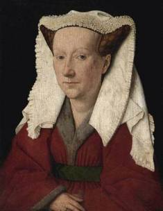 Renaissance-Mode - Frau