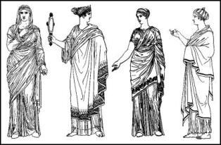 Mode in Antik-Griechenland